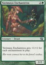 *MRM* FR 2x Enchanteresse de la Yavimaya (Yavimaya Enchantress)MTG 8-9th edition