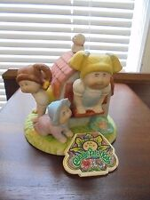 "1984 CABBAGE PATCH SPECIAL THOUGHTS FOR SPECIAL PEOPLE ""CLUBHOUSE"" FIGURINE"