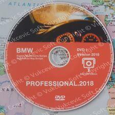 BMW Navigation Professional Europa 2018 DVD 1 RADAR SpeedCAMS !!