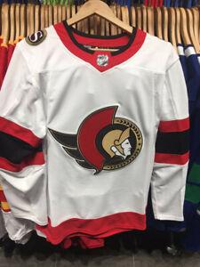 Ottawa Senators Away Adidas Jersey Size 50 (Medium) tags on it