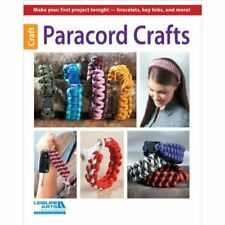 Leisure Arts, Inc. (Cor)-Paracord Crafts BOOK NEW