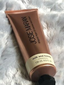 Josie Maran Whipped Argan Oil Intensive Hand Cream Milk & Honey 4.6 NOT SEALED