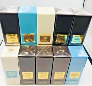 Tom Ford EDP Amber Absolute, Musk Pure, Vanille Fatale, Tuscan Leather Choose !!