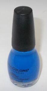 SINFUL COLORS Nail Color Polish ENDLESS BLUE 1052