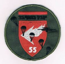 ISRAEL IDF  PARA. BRIGADE 55 THE CUTTING EDGE FORMATION 50th ANNIVERSARY PATCH