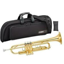 More details for yamaha ytr2330 bb student trumpet in lacquer
