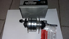 Shimano Hub dynamo DH-3D72 36-hole New Center lock 3 Watt