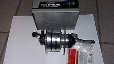 Shimano Dynamo moyeu DH-3D72 36 trous Neuf Centerlock 3 Watt
