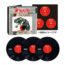 "The Rolling Stones:Tokyo Dome 1990 ""Extras"" WRDZZ-531 Ltd.Ed.200 (2 CD+DVD+3 LP"