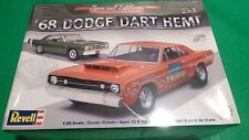 Revell 1968 Dodge Dart Hemi 2n1 1/25 Model Car Mountain KIT FS
