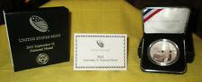 2011-w US September 11 National Medal Commemorative Silver Proof