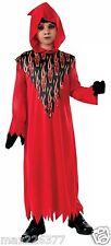 NEW Forum Novelties Devil Hooded ROBE Child Halloween Costume Large size 12-14 ⭐