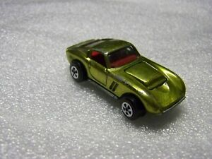 "Johnny Lightning TOPPER""CUSTOM FERRARI""!LIME! REDLINE ERA,70'S,LOOK!!!"