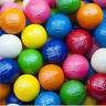 """Dubble Bubble ASSORTED Gumballs Bulk 850 pcs 1"""" INCH 24mm 15 Pounds, #1 VENDING!"""