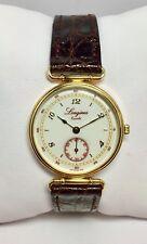 Orologio Longines oro Classic Gold 18 kt quartz - 30 mm - new - mai indossato