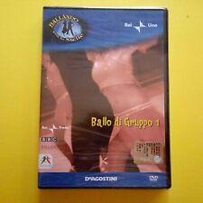 DVD Ballando con le Stelle DeAgostini Tango Ballo di Gruppo 1 NUOVO Blisterato