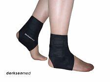 PREMIUM Fußbandage AnkleCare Sprunggelenk Fußgelenkbandage Stützbandage S - XL