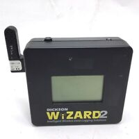 Dickson WH345 Wizard 2 Wireless Temp & Humidity Data Logger, With R200 Sensor