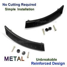 98 VW Beetle Metal Reinforced Door Panel Black Door Handle Repair Kit SatinPair