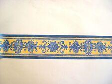 6x Bordüre selbstklebend 10,7cmx5m Renaissance blue blau 61456 (6 Bordüren)