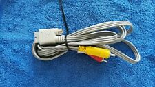 PlayStation A/V Cable for PS1 PS2 PS3 with Guncon Connection