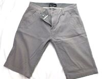 Paul Smith Collection Mens Chino Shorts Smart Casual Size 32 Grey Men's fault