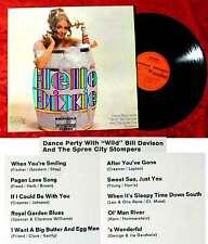 LP Wild Bill Davison & Spree City Stompers: Hello Dixie (Baccarola 79 931 ZT) D