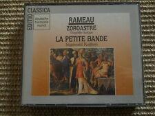 Rameau Zoroastre tragedie lyrique la Petite Bande SIGI foresta Kuijken 3 CD BOX