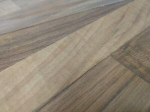 Kitchen worktop walnut butcher block Duropal 4.1m