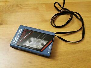 Vintage SONY WALKMAN WM-23 Stereo Kassettenspieler