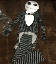 TU The Nightmare Before Christmas Jack Skellington Costume & Mask 9-10y