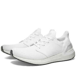 [EF1042] Adidas Ultraboost 20 White Running Sneakers *NEW*