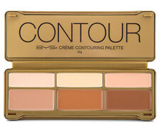 BYS 6 Contour Palette include 3 Highlight 3 Contour Choose Powder or Creme Formu