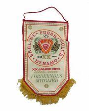 #e7144 edad banderín 20 años BFC Dynamo 1966-1986 förderndes miembro de fútbol