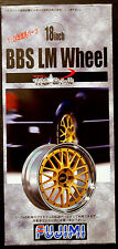 Llantas BBS LM 18 pulgadas incl. neumáticos y discos de freno, 1:24, 192727 Fujimi