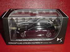 CONCEPT CAR CITROEN DS NUMERO 9 1/43 NOREV EN BOITE