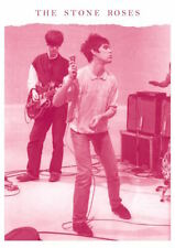 The Stone Roses A3 Art Print/Poster Madchester Manchester Ian Brown John Squire