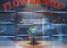 Little Shop of Horrors DER KLEINE HORRORLADEN  original Kino Plakat A00