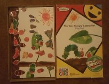 Eric Carle The Very Hungry Caterpillar Colorforms Color Forms Play Set Preowned