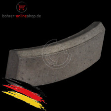 Dachsegmente Bohrkronen Diamantsegmente Anlöten Ø 142-182mm (152mm,162mm,172mm)