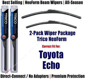 2pk Super-Premium NeoForm Wipers fits 2000-2005 Toyota Echo 16220/140