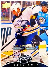 UPPER DECK 2008 TIM CONNOLLY NHL BUFFALO SABRES WINTER CLASSIC MINT INSERT #WC14