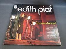 Coffret collector 3 vinyles Edith PIAF Hymne à l'amour