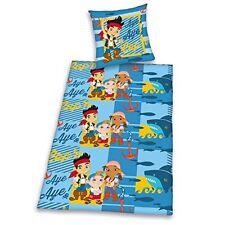 HERDING Disney Bettwäsche Jake und die NImmerlandpiraten