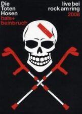Die Toten Hosen - Hals- Und Beinbruch Live Bei Rock Am Ring 2008 DVD NEU & OVP