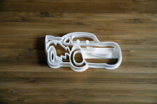 Lightning McQueen Cookie Cutter-Voitures Film Cookie Cutter large