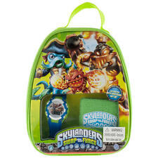 Skylanders SWAP Force Watch Backpack Gift Set Hard to find