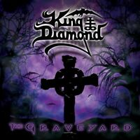 KING DIAMOND - THE GRAVEYARD-REISSUE  CD Neuf