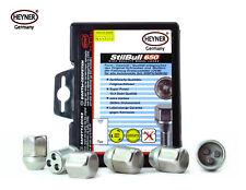MAZDA MPV wheel locking nuts M12x1,5 alloy wheels protection