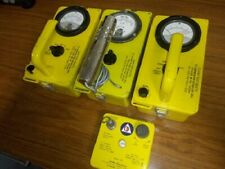 Vintage Lionel Geiger Survey Meter Kit With Accessories